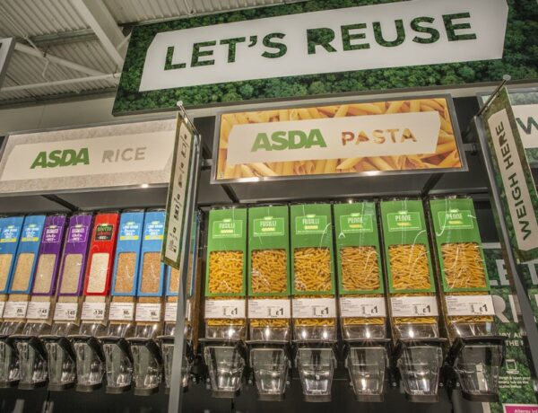 Asda opens 'sustainability store'