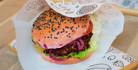 The EU can call vegan food what it likes – veggie burgers are here to stay