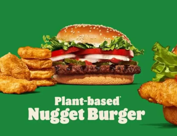 Burger King opens its first ever plant-based restaurant (sort of)